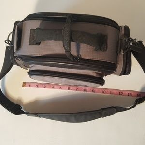 Eddie Bauer Bags - Eddie Bauer Padded Camera Bag Case Adjustable